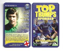 Chelsea Peter Bonetti Past Hero